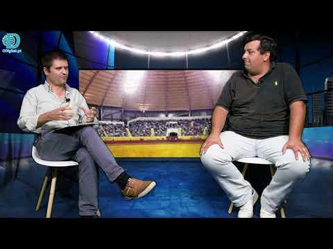 Entrevista com João F. Santana da Ass. Tauromáquica Redondense