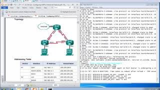 5 1 5 8 lab configuring osfpv2 advanced features demonstration ccna 3 chapter 5