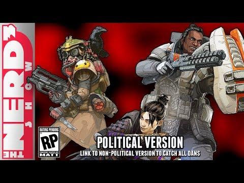 The Nerd³ Show - 10/08/19 - Political Version