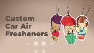 custom car air fresheners wholesale