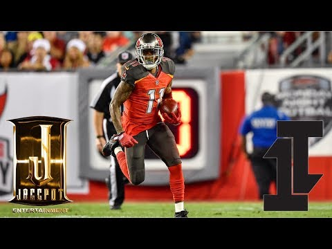 DeSean Jackson Official 2017 Buccaneers Highlights