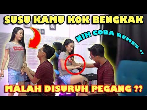 PRANK B1LANG P4YUD4RA BENGKAK !! CENTIL MALAH SURUH RASA ??