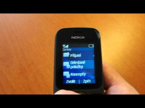 Nokia 100 - Komentovaný Videopohled
