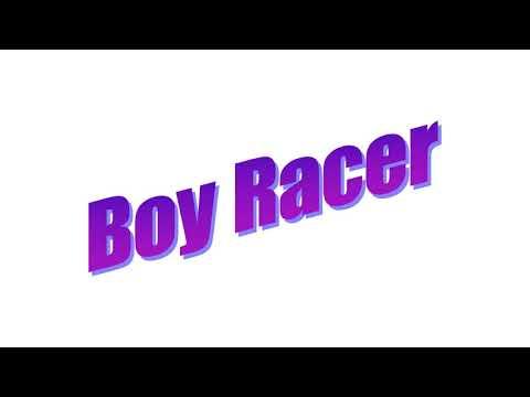 Royal-T - Boy Racer