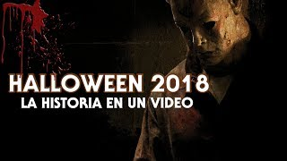 Halloween de 2018: La Historia en 1 Video