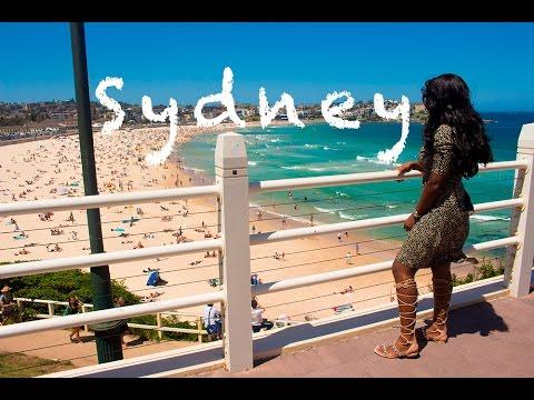 BONDI BEACH  SYDNEY  ||TRAVEL VLOG #23