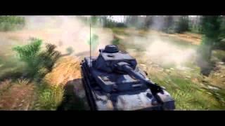 War Thunder. Обучение, Часть 2. Танки (Аркадный Режим) - Танки War Thunder