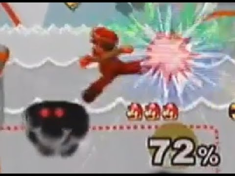 Top 15 Mario Combos #2 - Super Smash Bros Melee