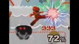 Top 15 Mario Combos #2 - Super Smash Bros Melee