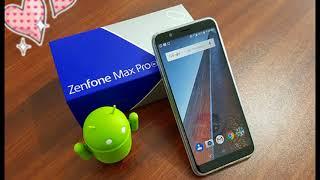2018 New Launch Zenfone Max Pro M1