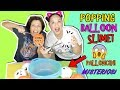 SLIME SCOPPIANDO PALLONCINI MISTERIOSI CON MAMMA POPPING BALLOON SLIME Iolanda Sweets mp3
