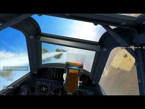 IL-2 Sturmovik: Battle of Stalingrad - First time - first online kill!