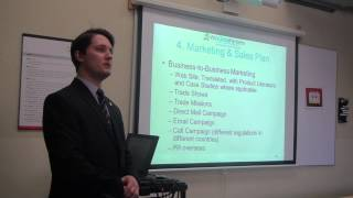 Marketing & Sales Plan for Export or Import Business
