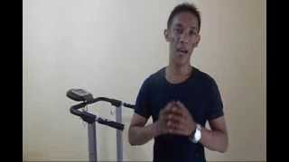 Алат OLAHRAGA ларі | Jual бігова доріжка інструкція 1 Fungsi