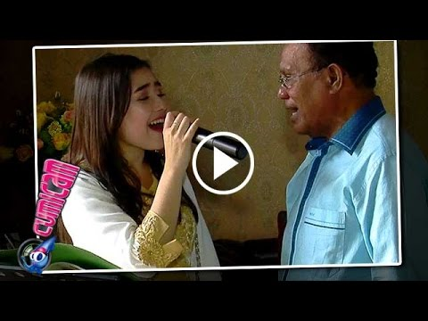 Hibur sang Opa, Prilly Nyanyi Lagu Maluku - Cumicam 10 Juli 2016
