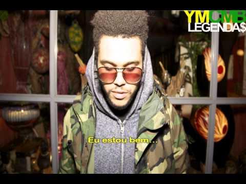 Lil' Wayne Feat The Weeknd - I'm Good Legendado