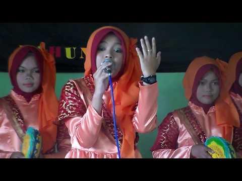 SMK PST. AL-HUDA Bojonggambir - Qasidah Bagimu Remaja (Perpisahan Kelas XII Tahun 2017)