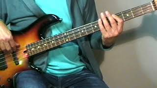 Spandau Ballet - Gold - Bass Cover