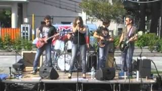 ZZ Top - Got Me Under Pressure /  cover by HELLRAISERS