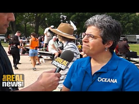 Jackie Savitz: People's Climate March