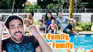 THE ONSU FAMILY - HAPPY FAMILY (Official Music Video) | reaction
