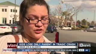Woman killed in crash leaves behind 3 kids