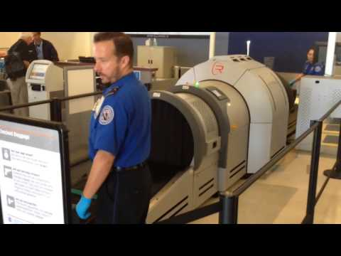 A look at SLO airport's new million-dollar scanner