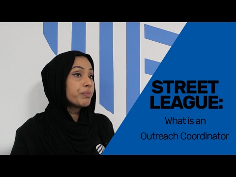 Day in the Life at Street League - Youth Outreach staff