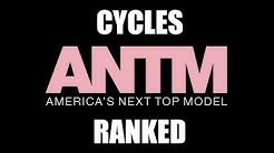 Ranking the Cycles of America's Next Top Model