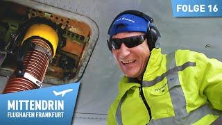 Der Fäkalien-Entsorger | Mittendrin - Flughafen Frankfurt (16)