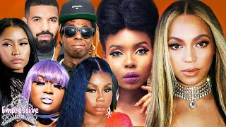 Yemi Alade defends Beyonce | Cupcakke vs Sukihana | Lil Wayne SELLS out Young Money
