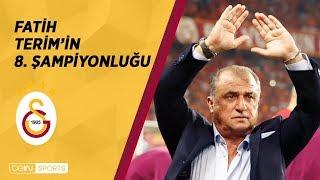 Fatih Terim'in 8. Şampiyonluğu