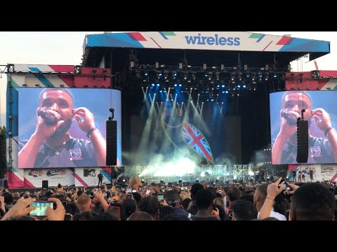 Wireless 2018 – Giggs and Drake