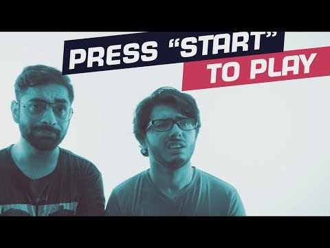 Press Start To Play Trailer
