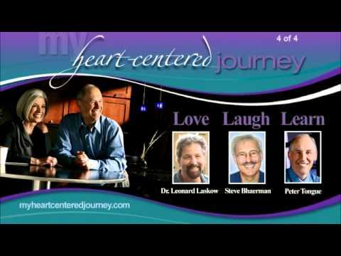 Peter Tongue Interviews: (4 of 4) Steve Bhaerman & Dr. Leonard Laskow
