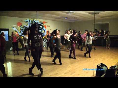 Hip Hop Heels Dance Class