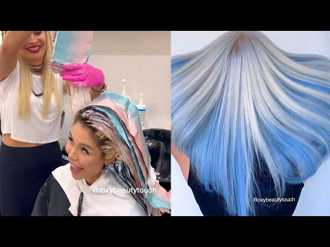 before-&-after-hairstyles-tutorials- -new-hair-coloring-transformations