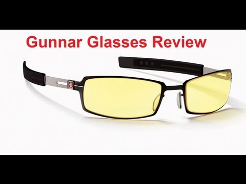 Gunnar Glasses Product Review