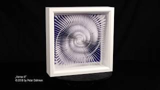 Paper Sculptures by Peter Dahmen