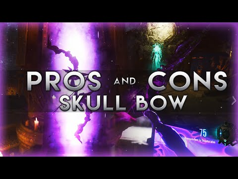 PROS AND CONS of The Skull Bow on Der Eisendrache