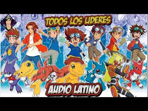 Digimon Xros Wars: Aparicion De Todos Los Lideres/Heroes Legendarios - Español Latino Full [Montaje]