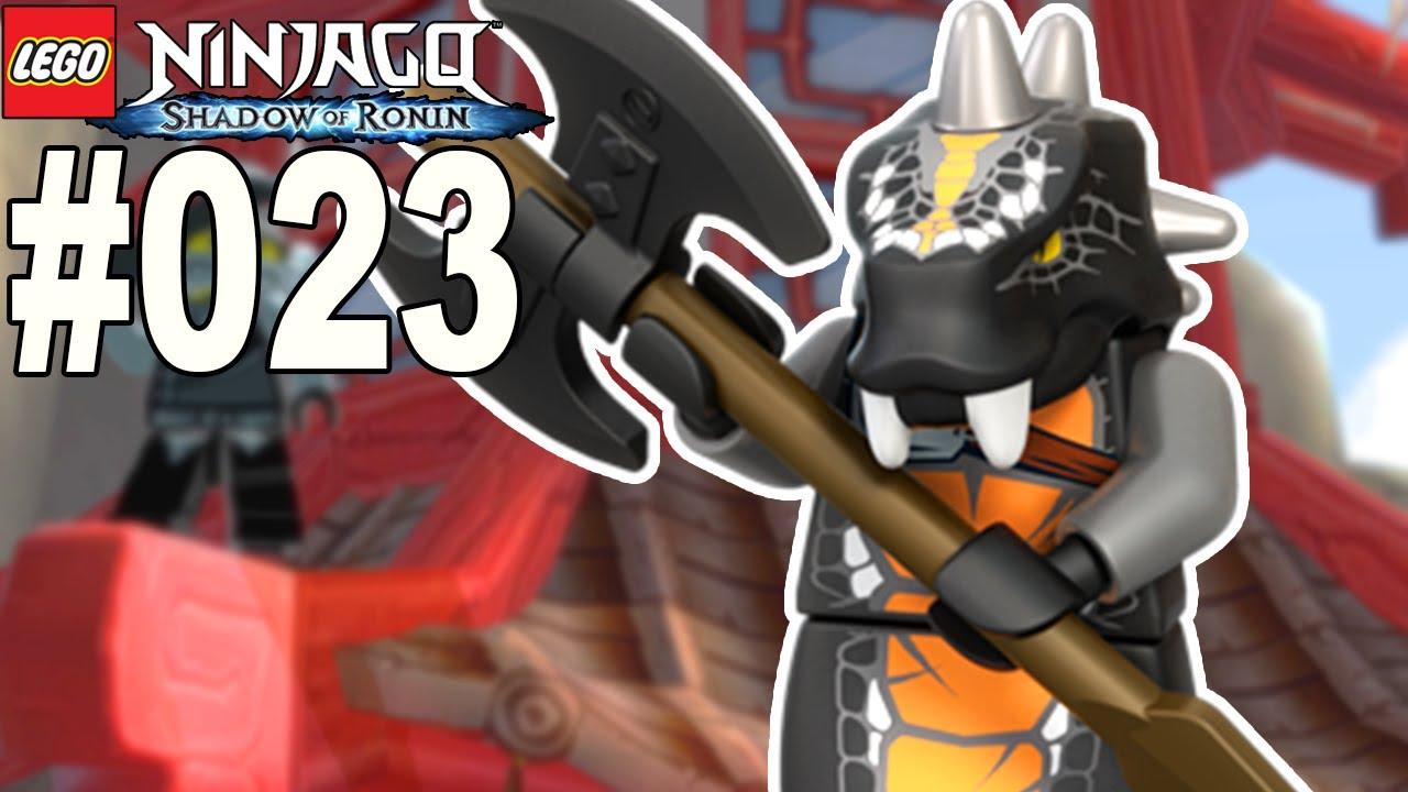 Lego Ninjago Schatten Des Ronin 023 Skalidors Würgeboas Lets