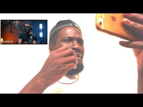 Blittz - Behind Barz  Link Up TV Reaction Vid PERSONAL DEEPSSPEAKS