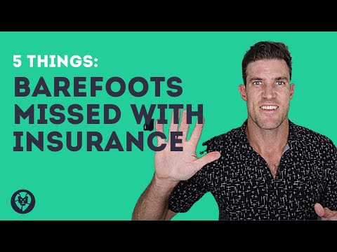 THE BAREFOOT INVESTOR - 5 THING'S SCOTT PAPE HASN'T TOLD YOU ABOUT INSURANCE! (2018)