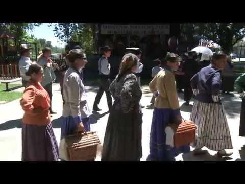 XIII festival de Folclore ADCR de Mosteiro de Fráguas  - 2012