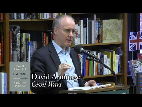 "David Armitage, ""Civil Wars"""