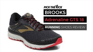Brooks Adrenaline GTS 18 Review 6 Reasons Why You Should Buy or not
