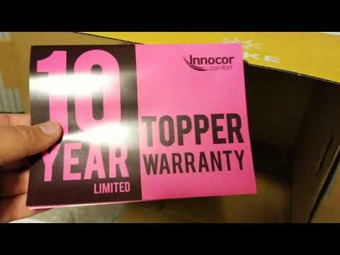 Novafoam EVENCoar Mattress Topper From COSTCO