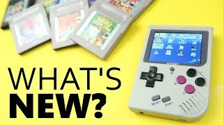 Hands on with the NEW BittBoy!