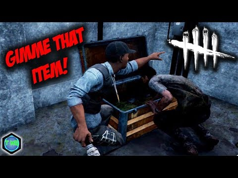 DBD Daily's | Detective Tapp | Gimme That Item!